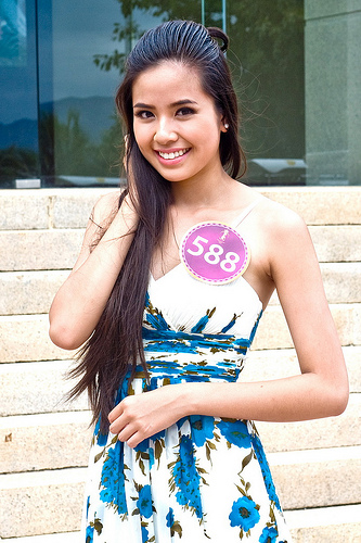 CODE 101139- MISS NGUYEN NGOC KIEU KHANH- MISS WORLD OF VIETNAM PEOPLE AT GERMANY